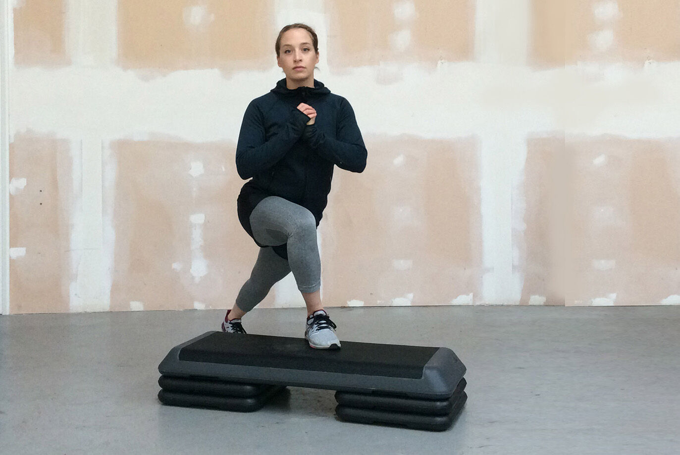 Aerobic Stepper from JTX Fitness