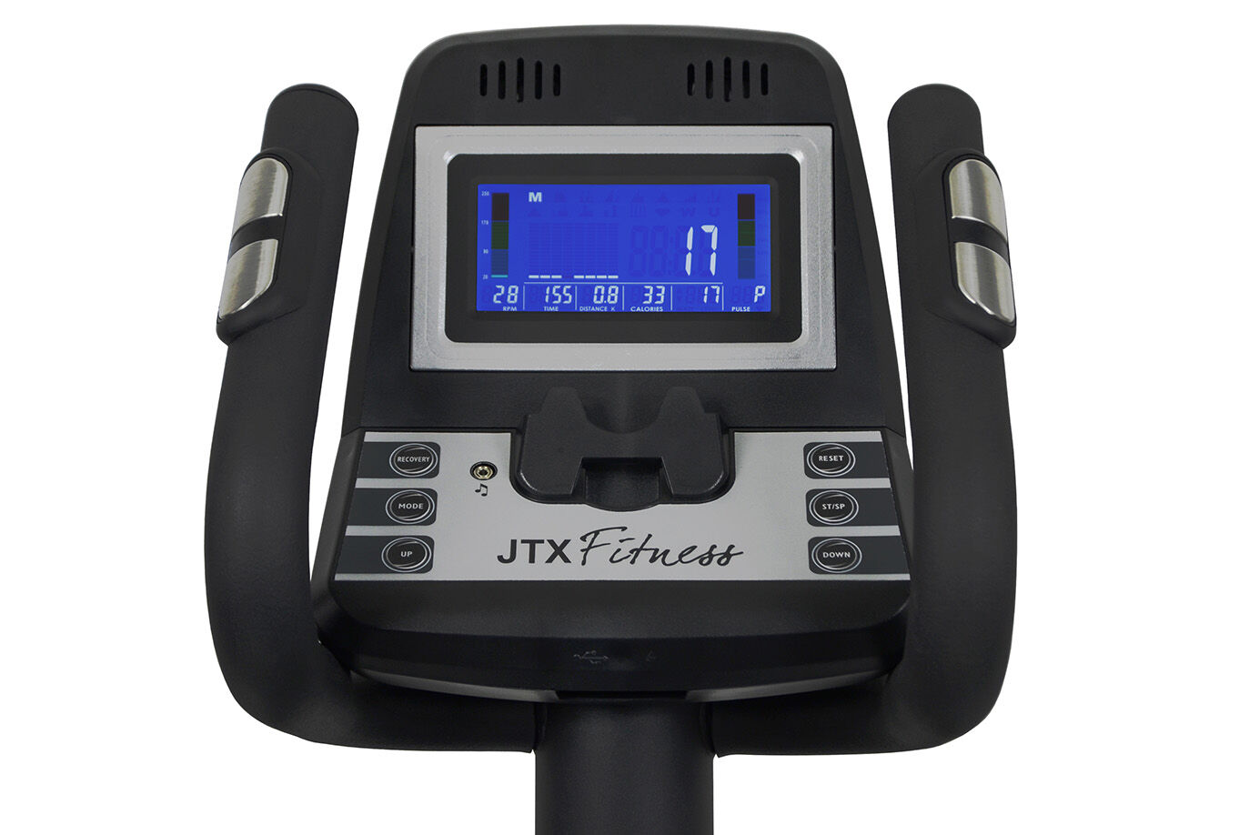 Computer Console on JTX Tri-Fit Cross Trainer