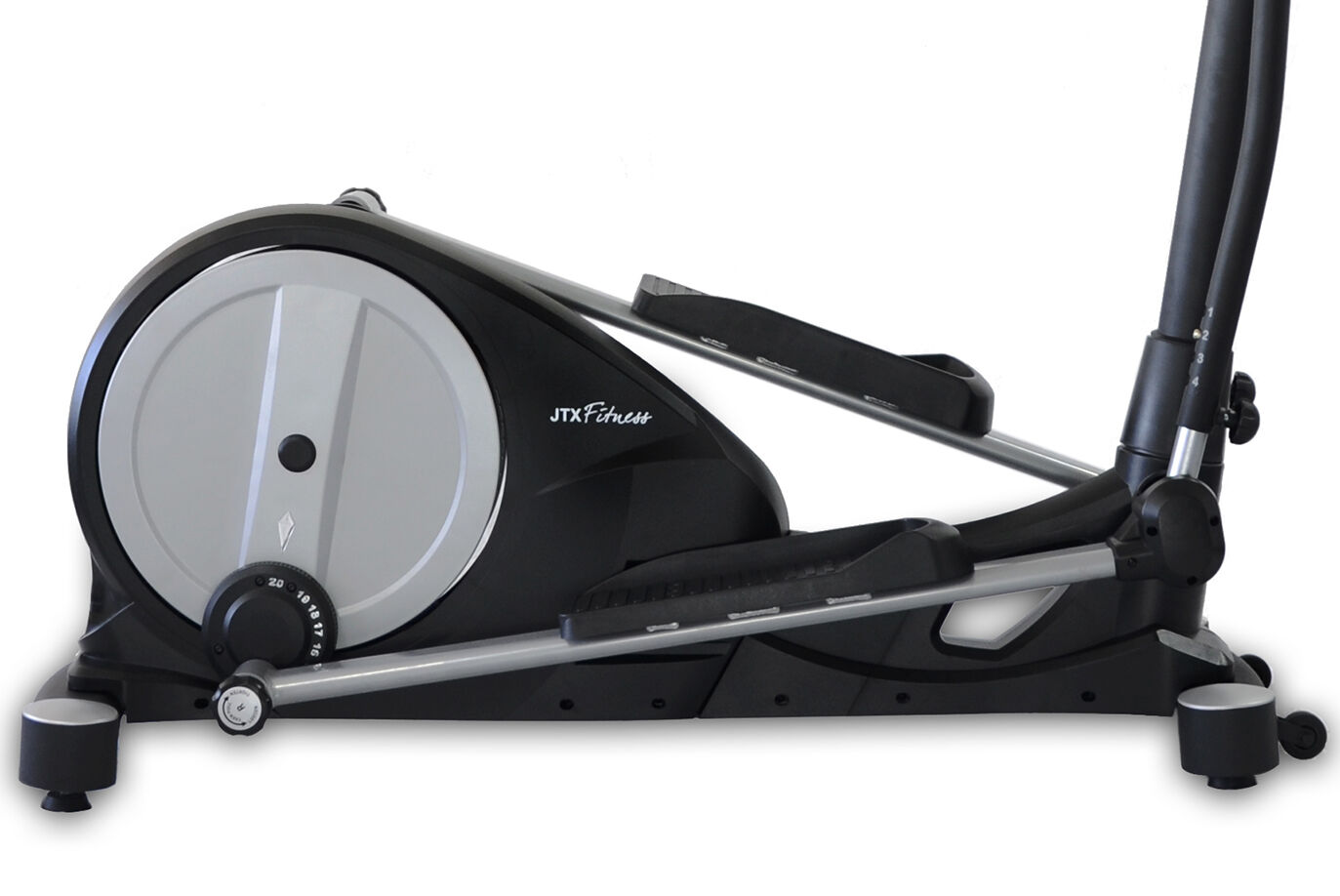Incline Cross Trainer | Side View