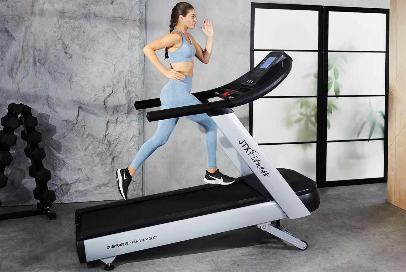 JTX Club-Max Durable Gym Treadmill