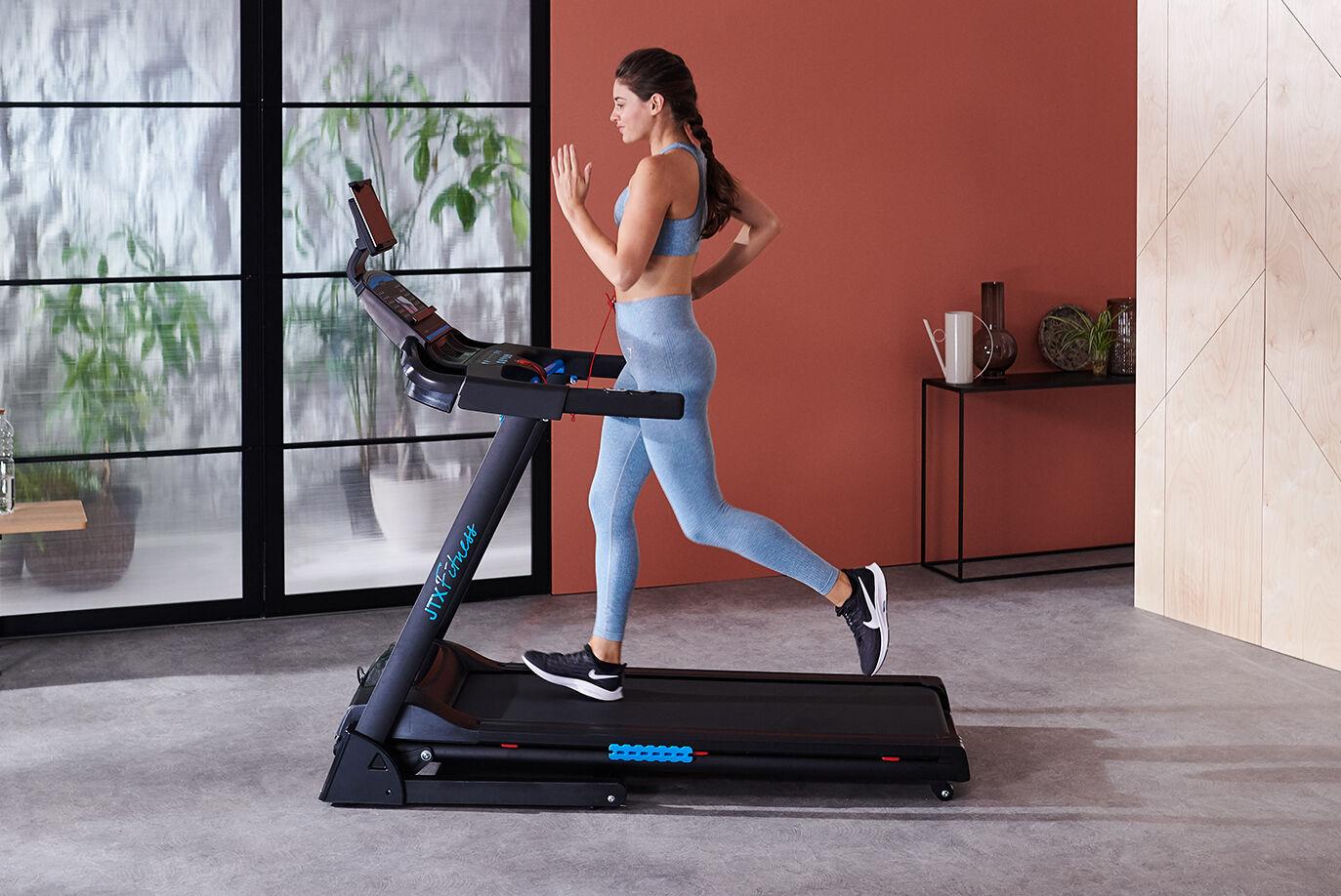 Powerful Small Treadmill