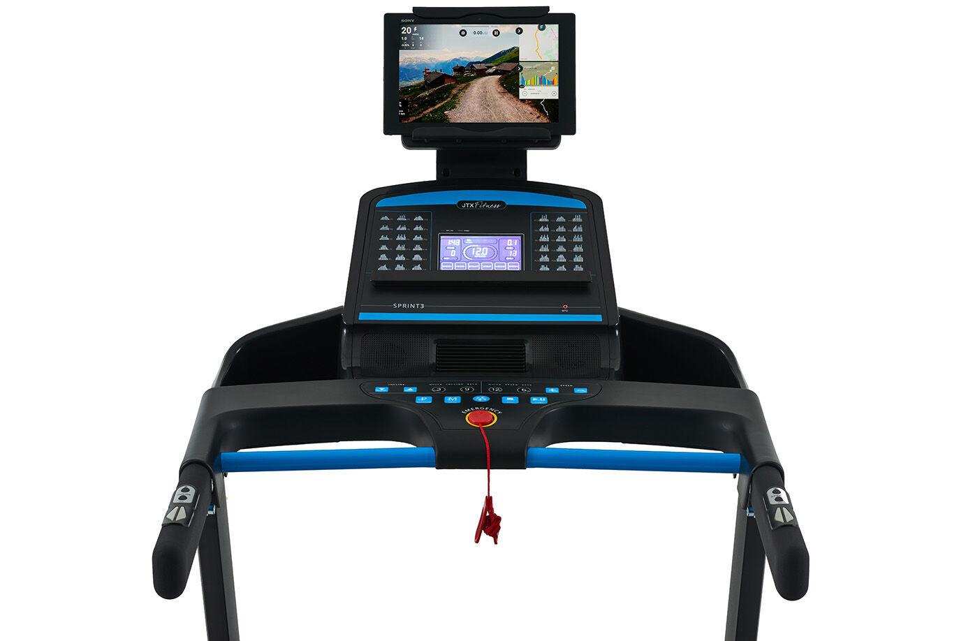 Small Electric Treadmill