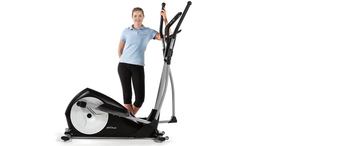 Fitness JTX Strider-X7: Home Cross Trainer