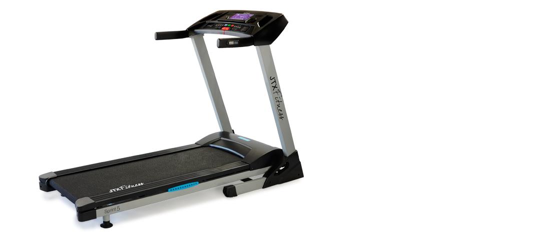 Fitness JTX Sprint-5: Home Treadmill