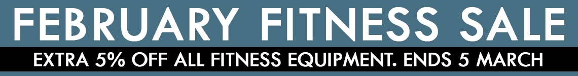 Extra 5% off All Fitness Equipment