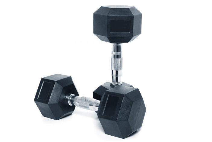 8kg Dumbbells from JTX Fitness