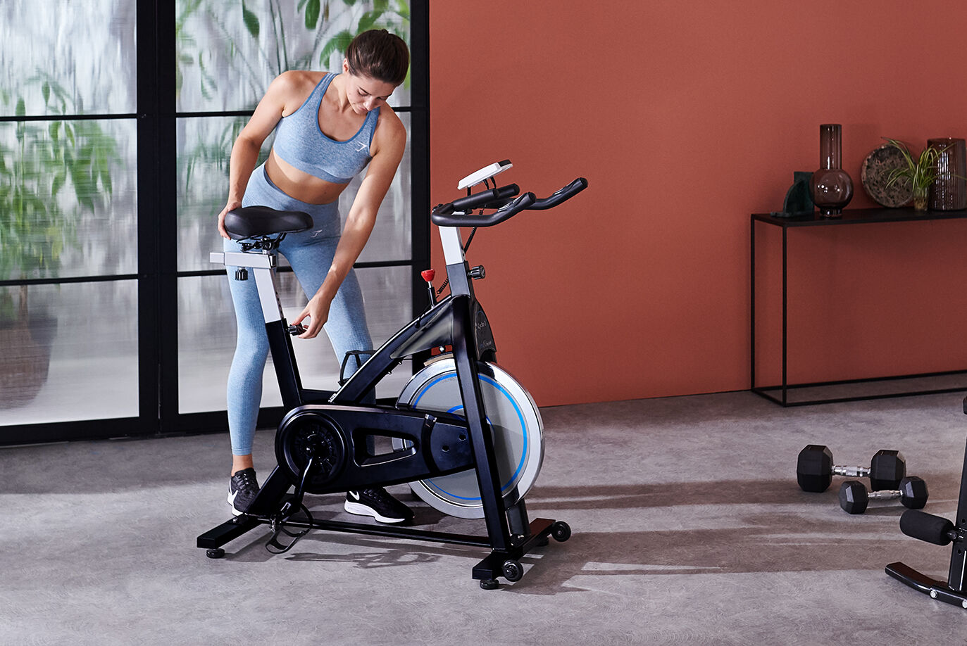 Adjustable Exercise Bike
