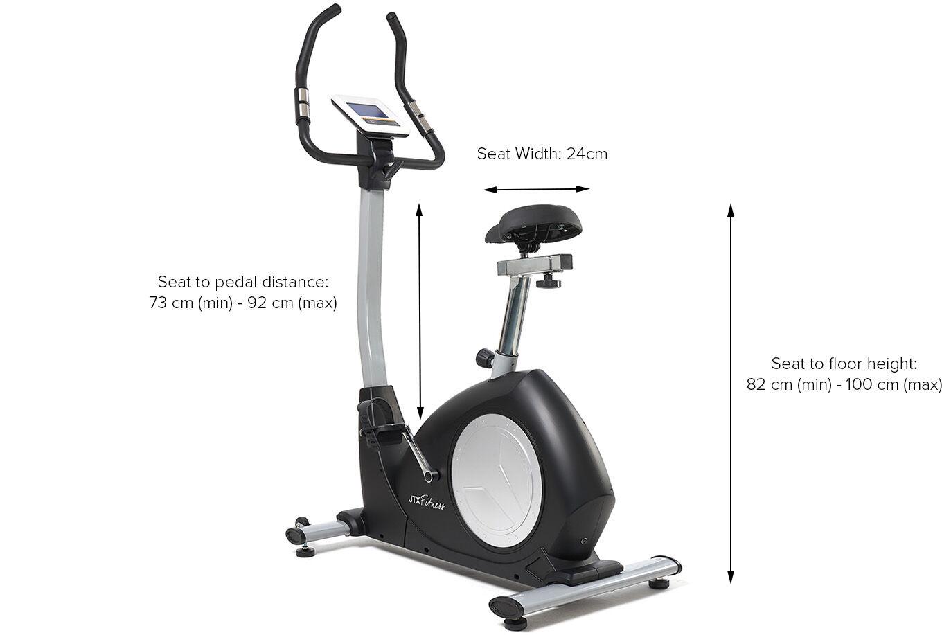 Compact Exercise Bike