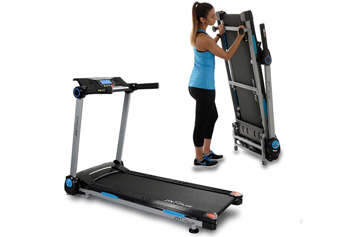 Compact Treadmill from JTX Fitness