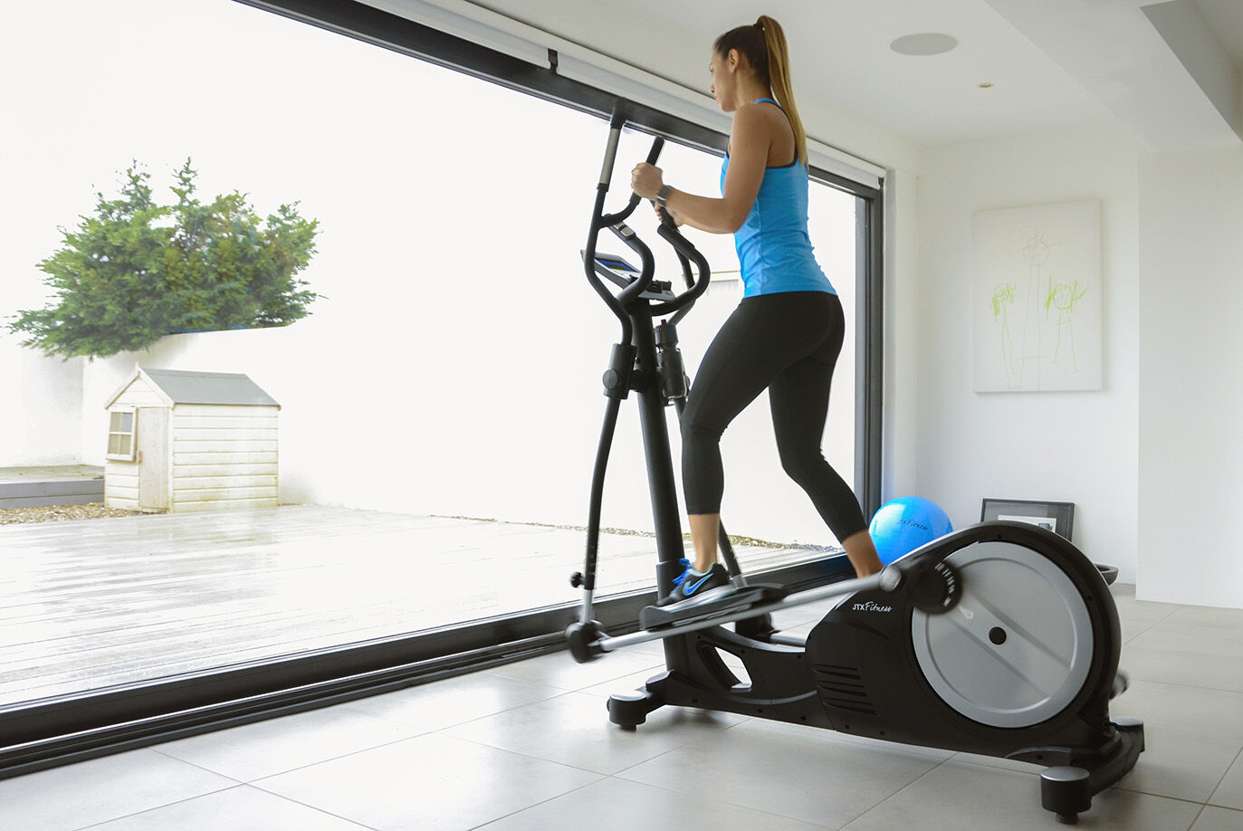 Cross Trainer for Weight Loss