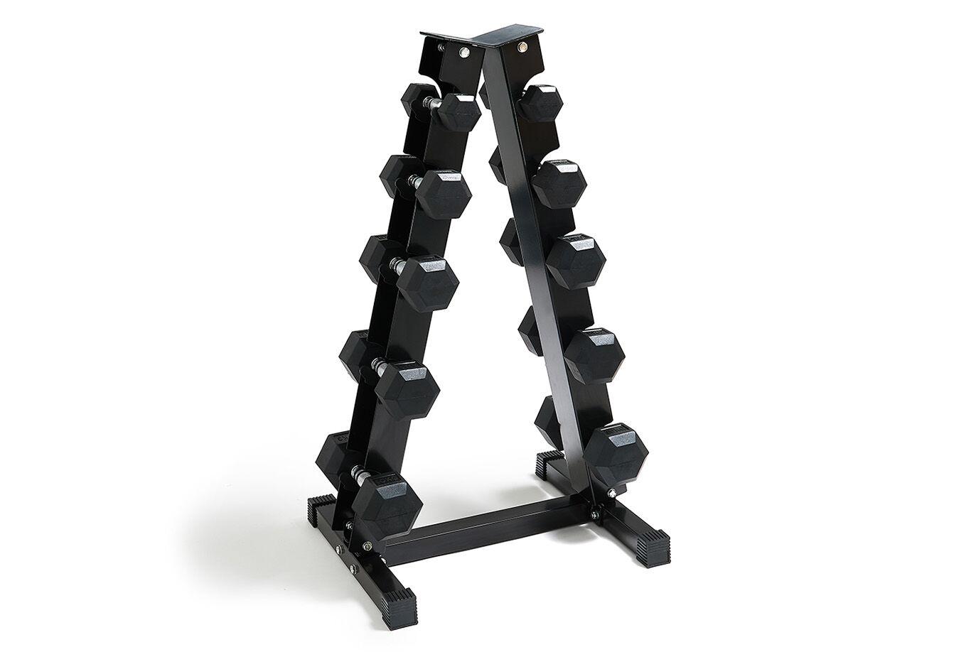 Dumbbell Rack from JTX Fitness
