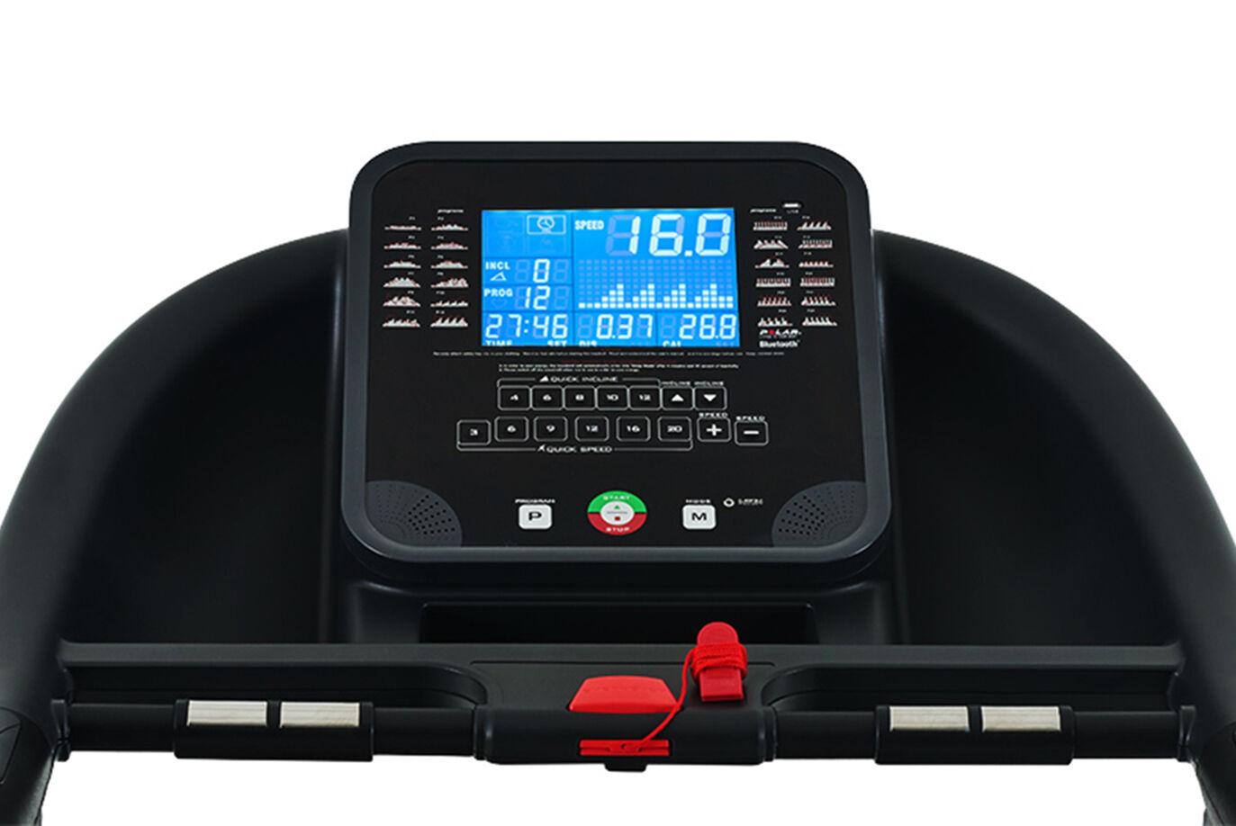 Gym Treadmill Monitor