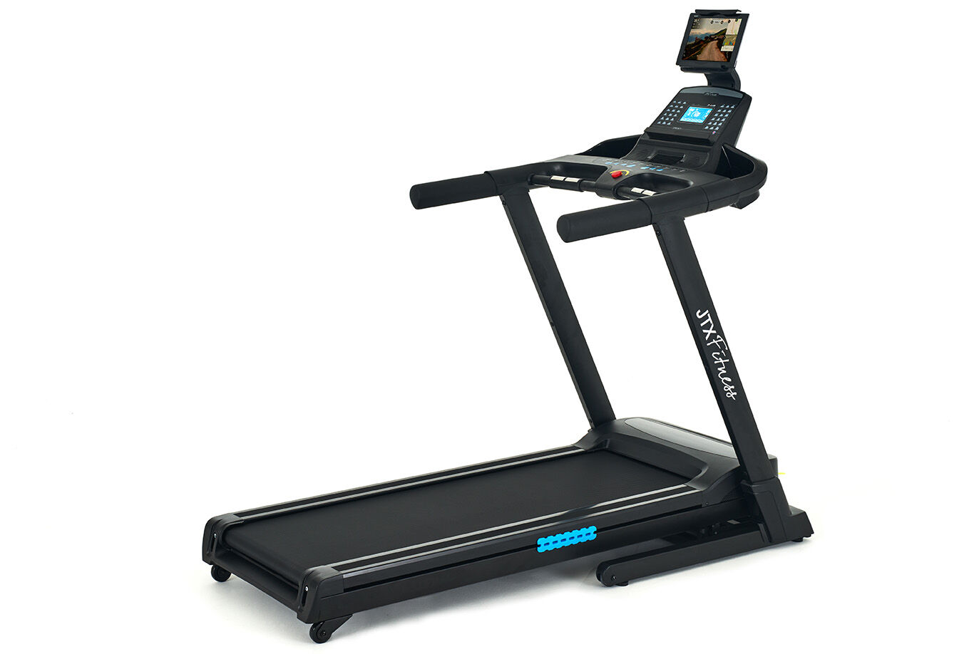 Foldable Treadmill For Home Fitness