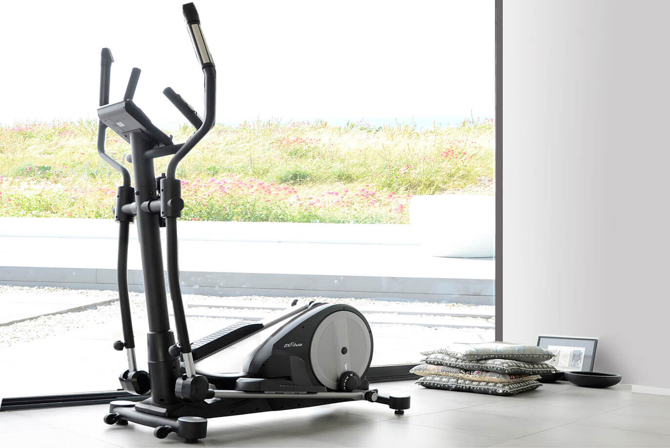 Incline Cross Trainer by JTX Fitness