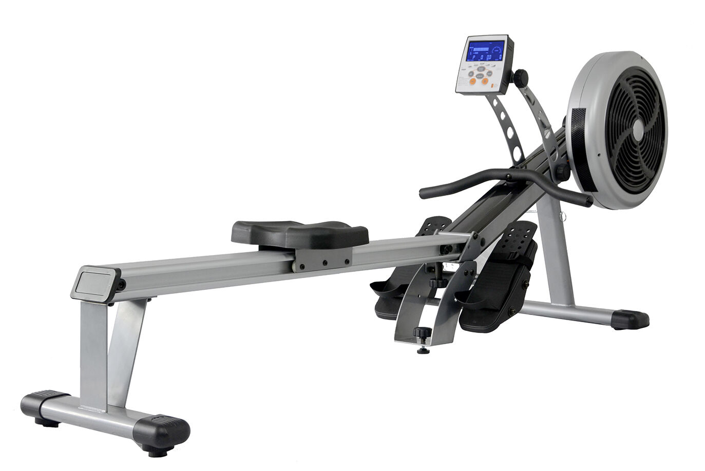 JTX Freedom Air Used Rowing Machine | Silver