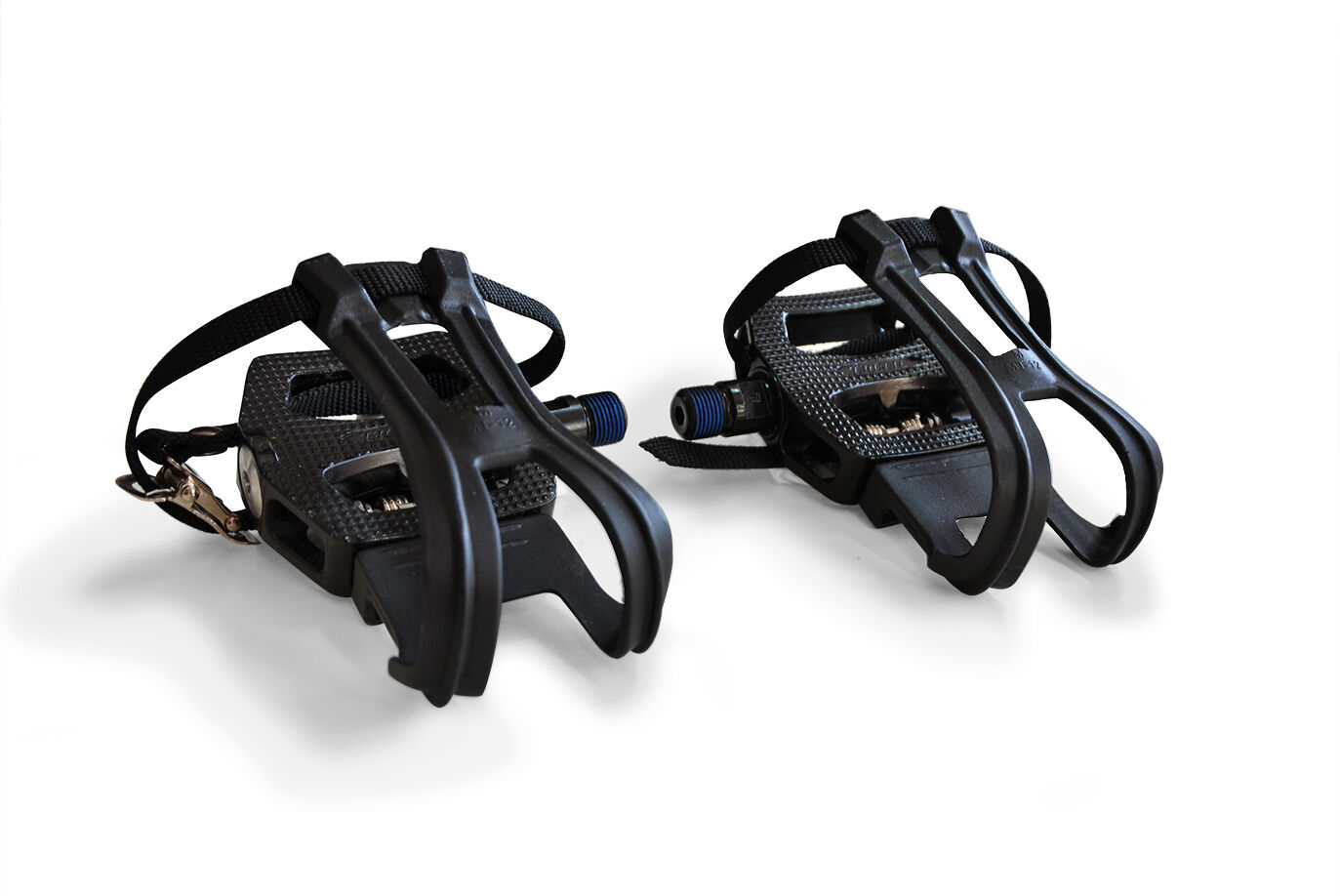 JTX SPD Clip-In Pedals - Fit on JTX Alternative to Used Peloton Bike