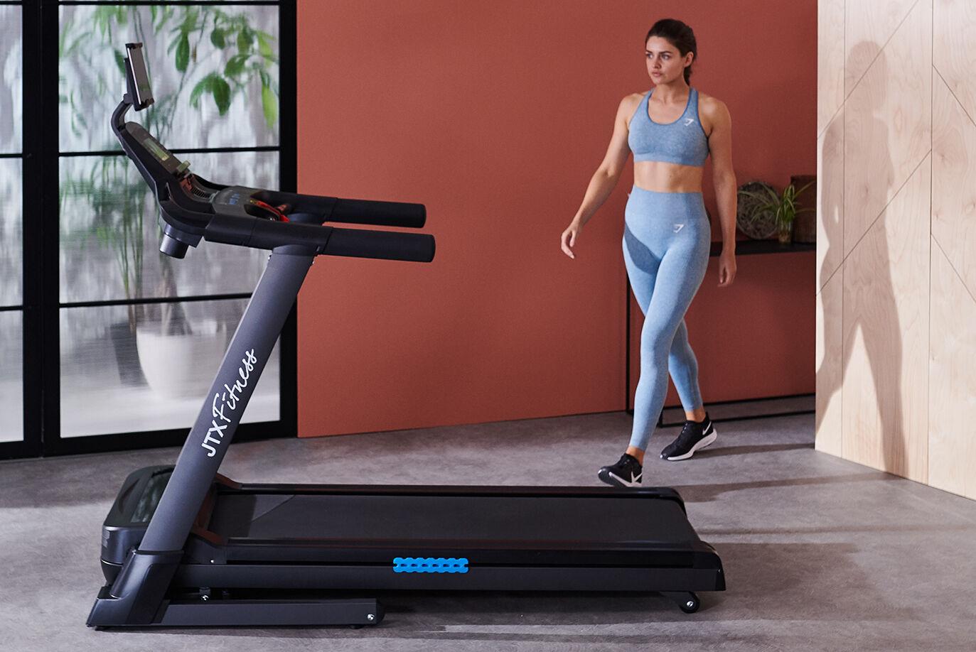 JTX Sprint-7 Motorised Treadmill