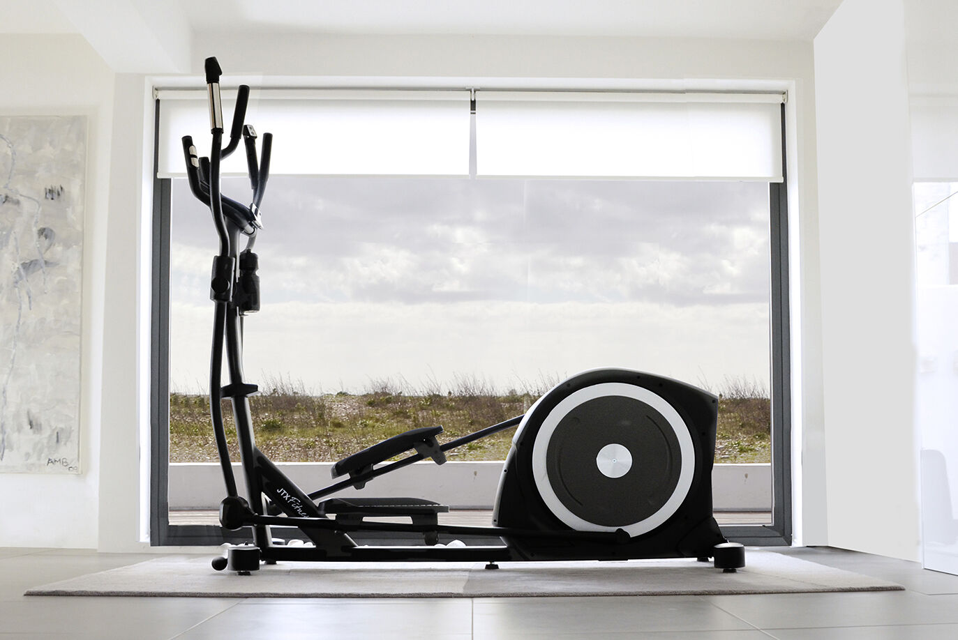 JTX Zenith Commercial Cross Trainer