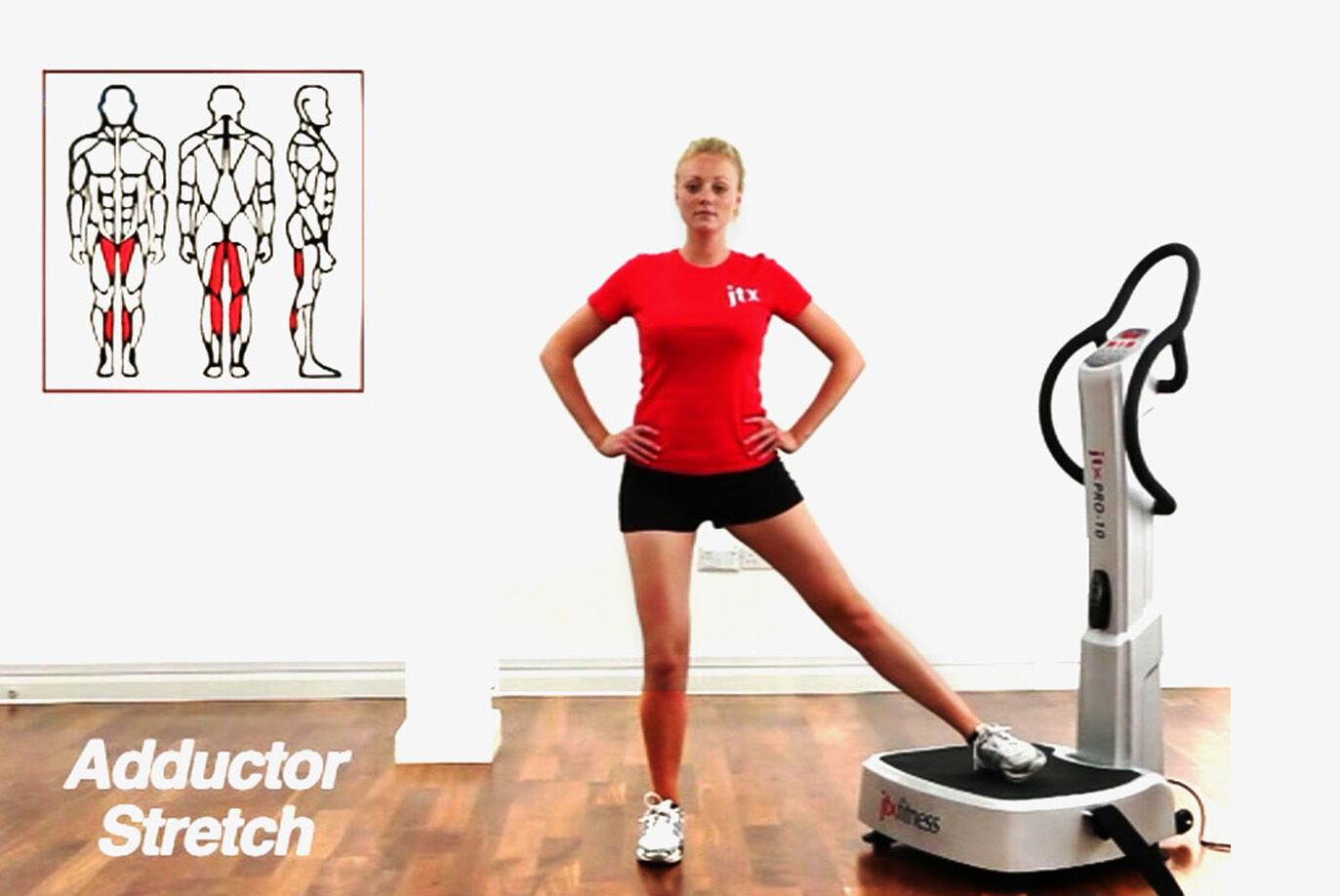 Learn Vibration Plate Exercises