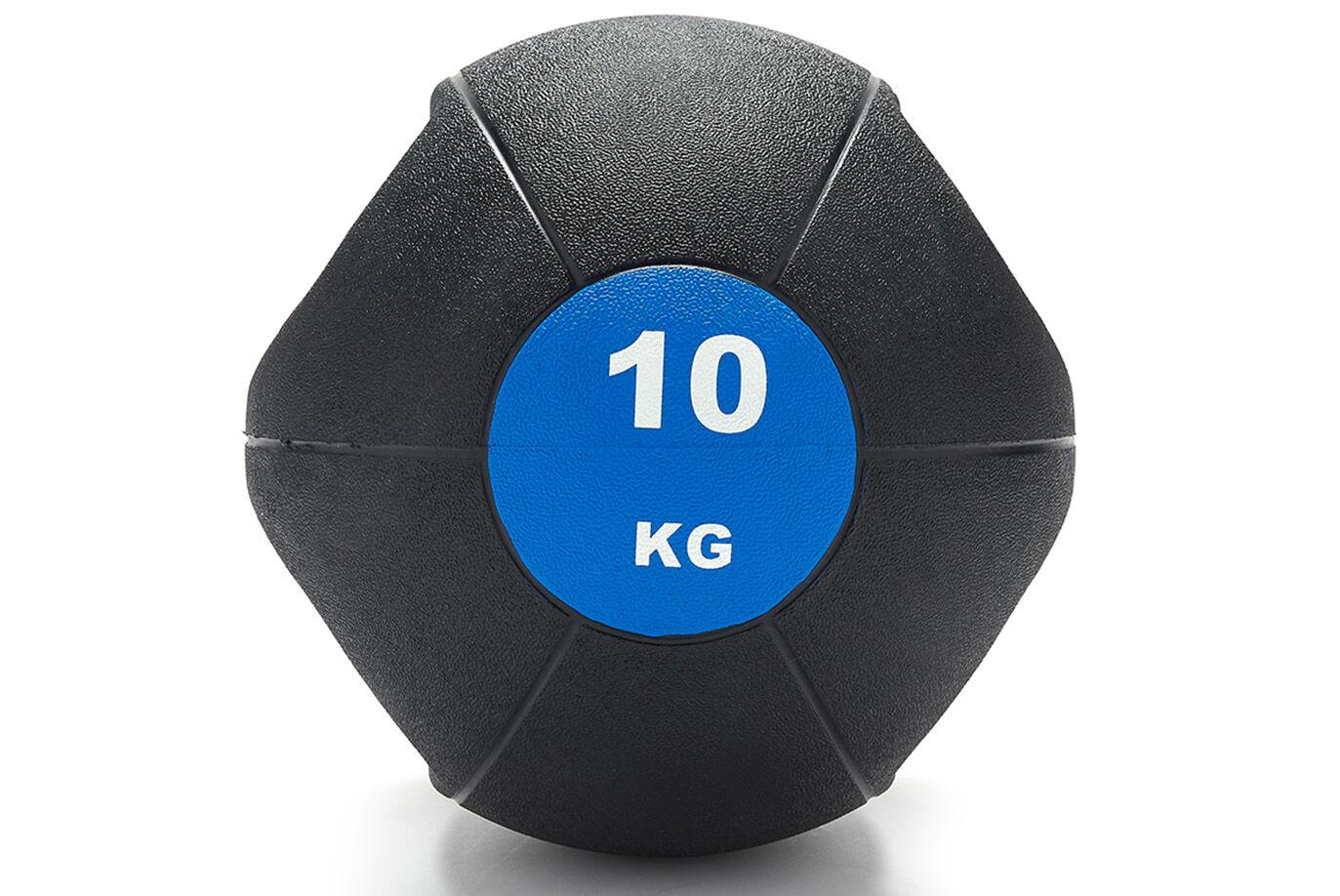Medicine Ball 10kg by JTX Fitness