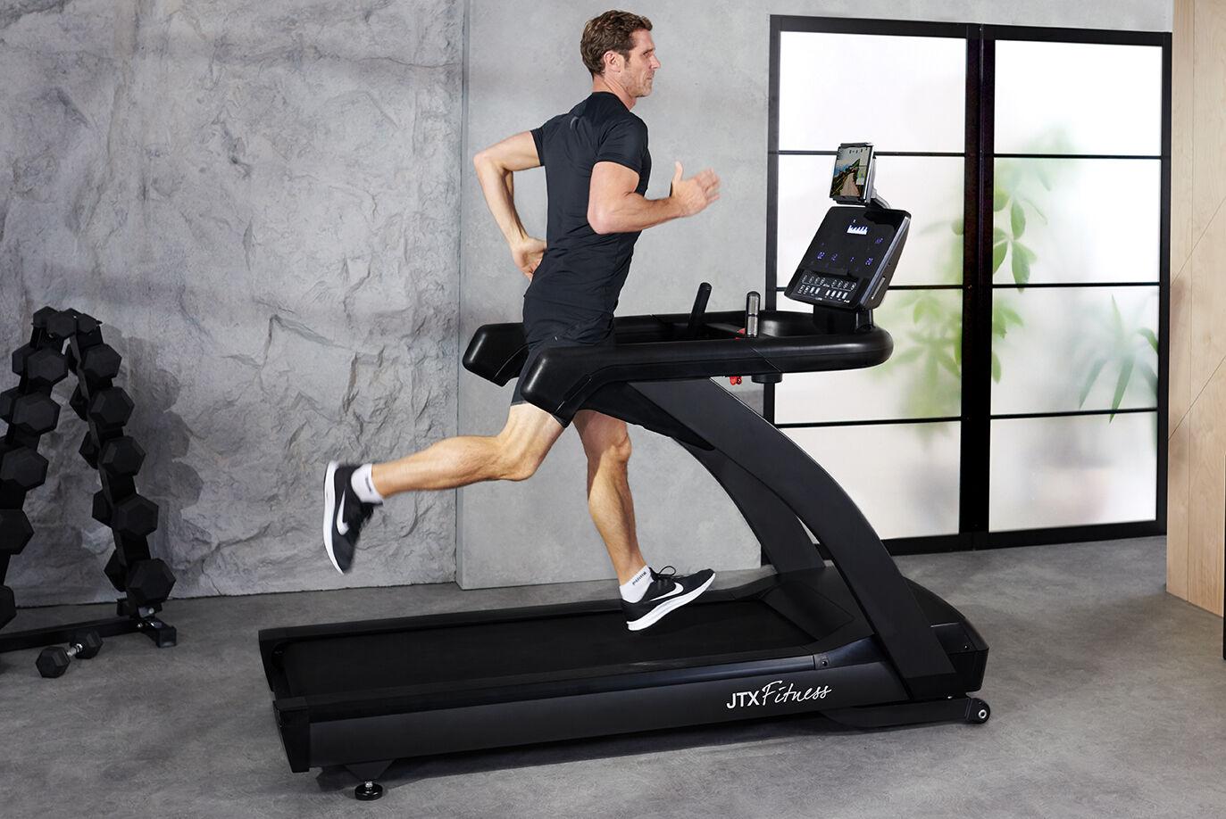 Non Folding Treadmill - Club-Pro From JTX Fitness