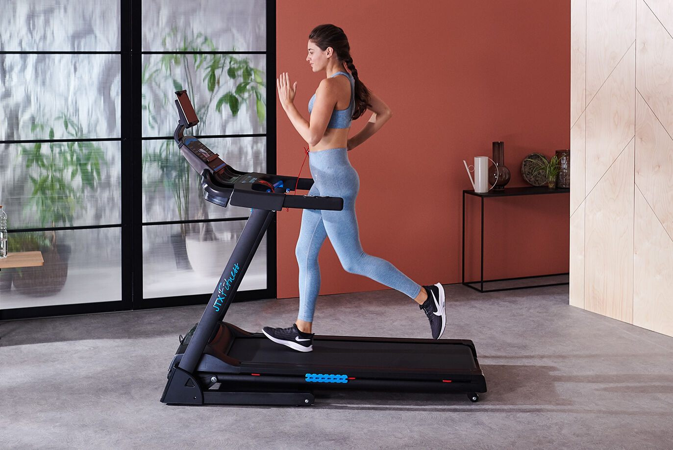 Powerful Small Treadmill