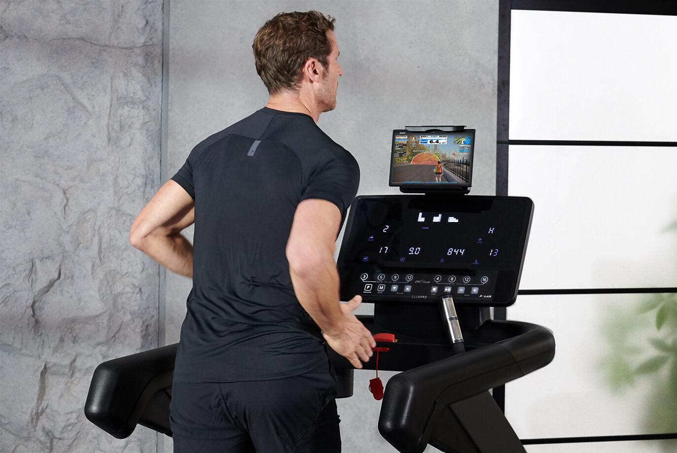 Professional Treadmill Advanced Computer