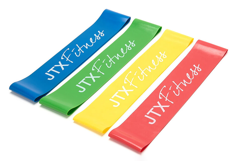 Resistance Bands by JTX Fitness