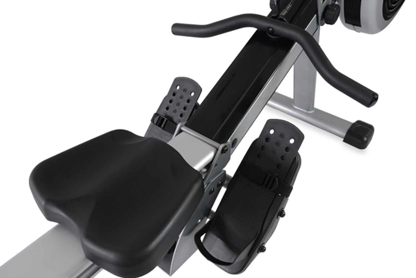 Robust & Durable Used Rowing Machine Chain, Foot Plate & Handle