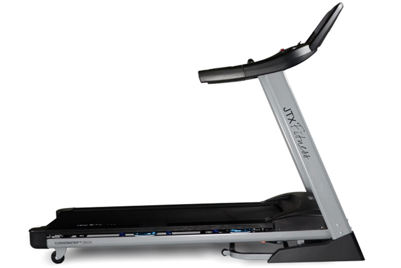 Sleek Design of Used Folding Treadmill From JTX Fitness