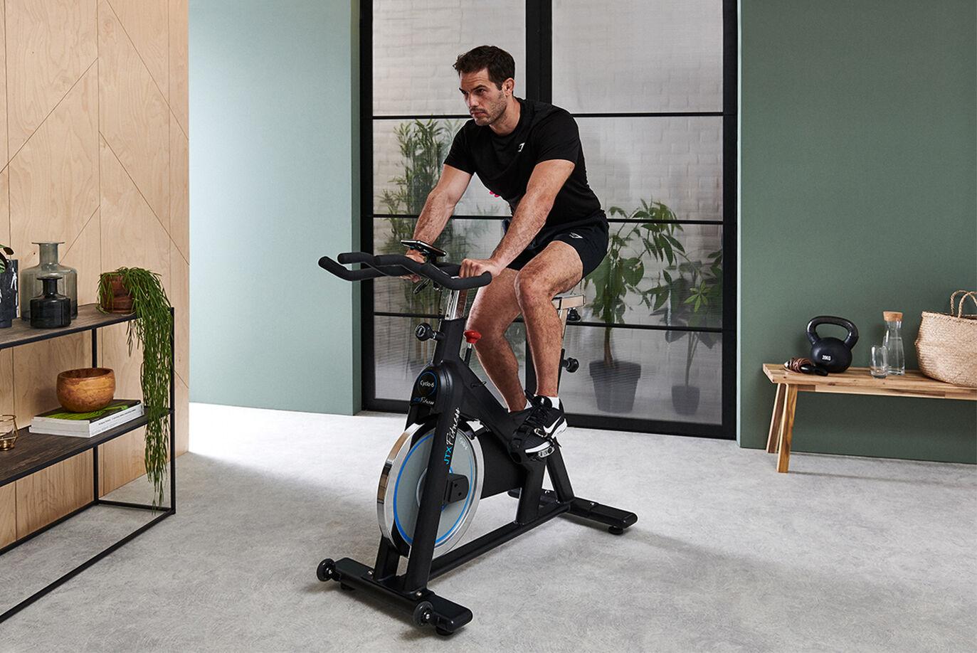 Stylish Indoor Bike - JTX Cyclo 6