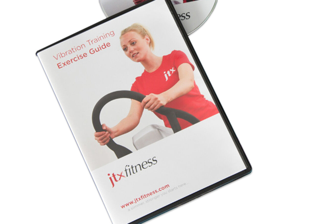 Vibration Plate DVD   JTX Fitness