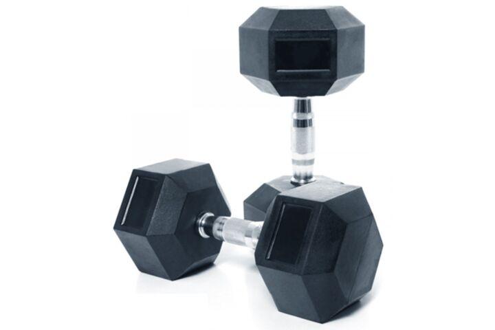 20kg Dumbbells from JTX Fitness