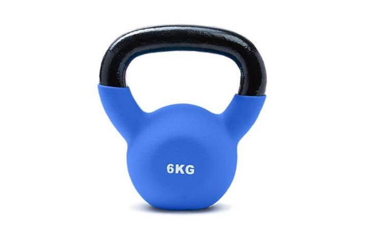 6kg Kettlebell by JTX Fitness
