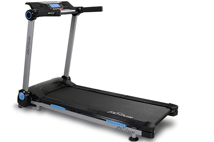 Slim Treadmill for Home Use