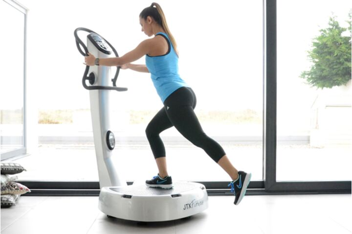 JTX Pro-50: Power Vibration Plate