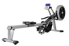 JTX Freedom Air Rowing Machine - Silver