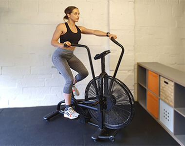 5 Assault Bike® Workouts to Boost Your Fitness