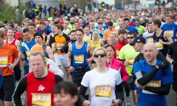 17 Week Marathon Training Plan & Top Tips