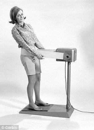 vintage vibration plate 1960s