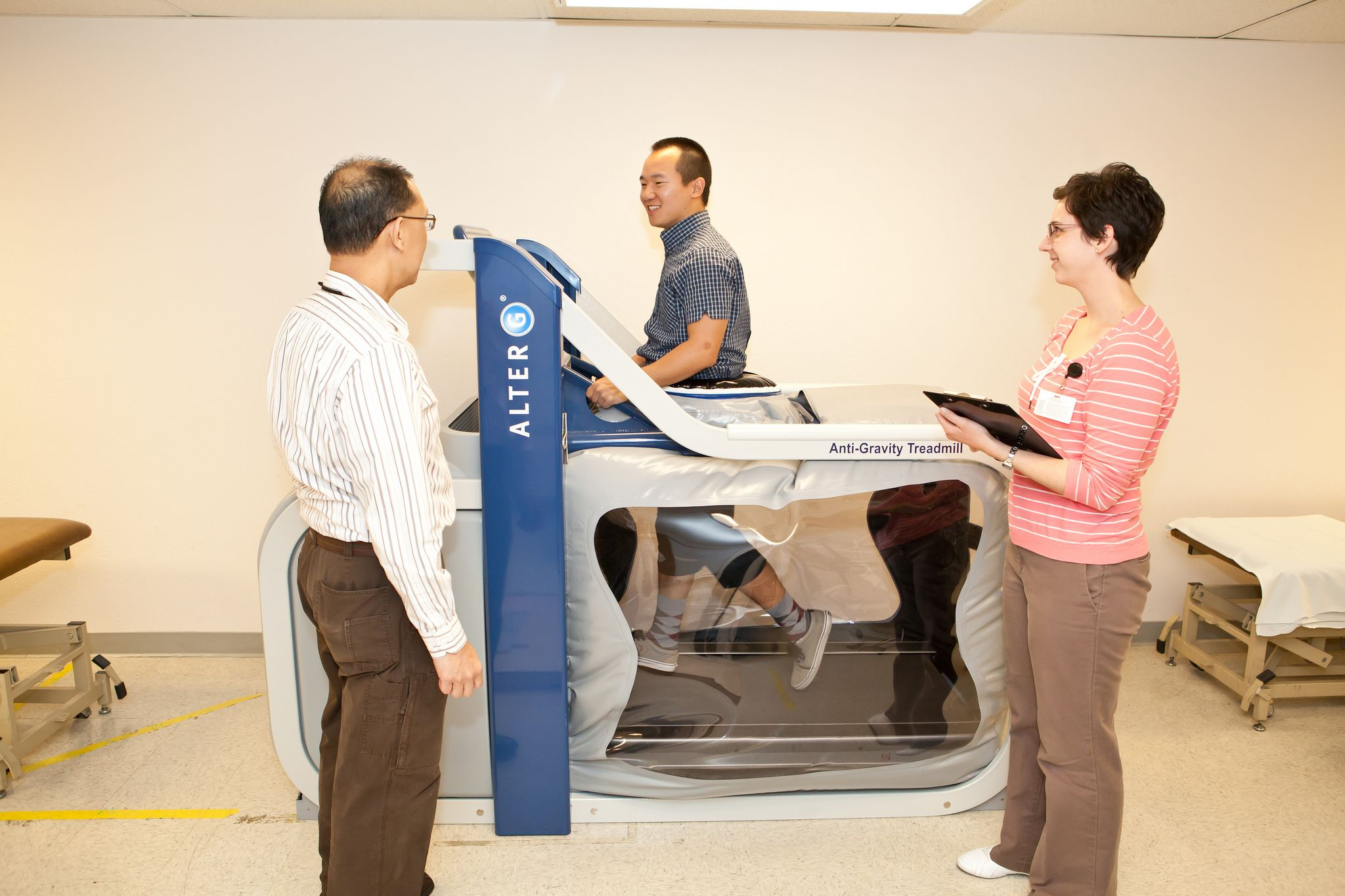 Hospital Treadmill