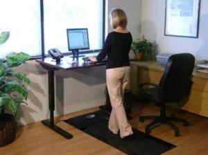 unusual treadmills office