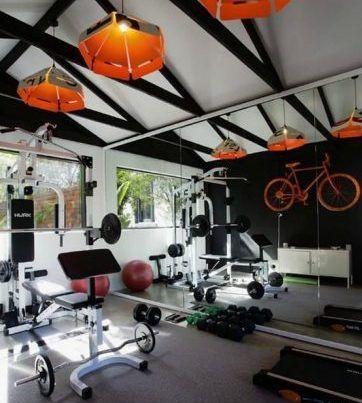 Home Gym Lighting