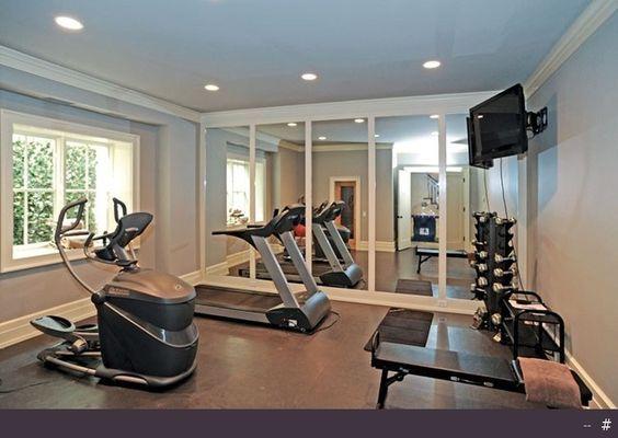 Home Gym Nooks