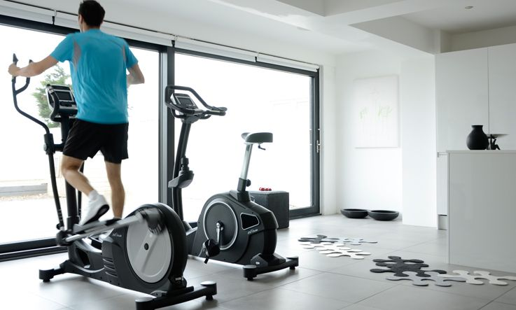 Home Gym Ideas | Your Personal Best | JTX Fitness
