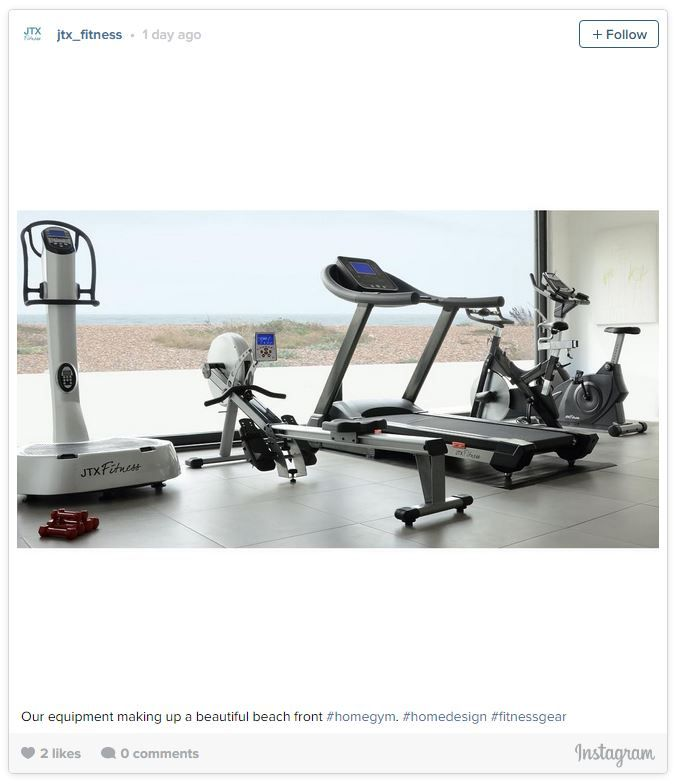 JTX Fitness Equipment Home Gym Design