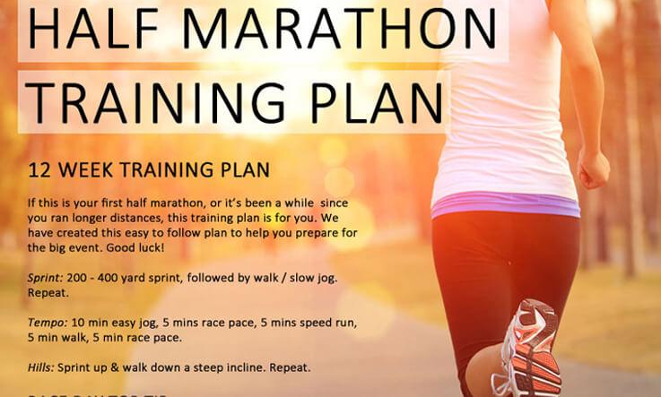 12 WeekHalf Marathon Training Plan