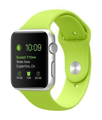 Best fitness tracker comparison: apple watch sport