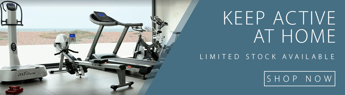 Fitness Equipment Available Now