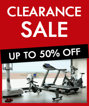 Fitness Equipment Clearance Sale